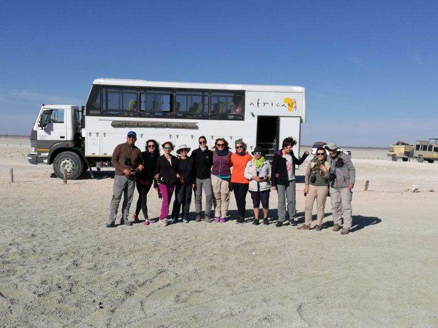 Safari Groepsreis Lodges - 12 DAGEN KAAPSTAD, NAMIB WOESTIJN, ETOSHA & WINDHOEK (NAMIBIË) 94