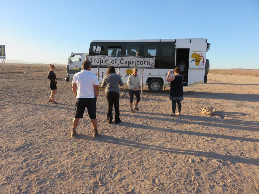 Safari Groepsreis Lodges - 19 DAGEN KAAPSTAD, NAMIBIË, BOTSWANA & VICTORIA FALLS 123