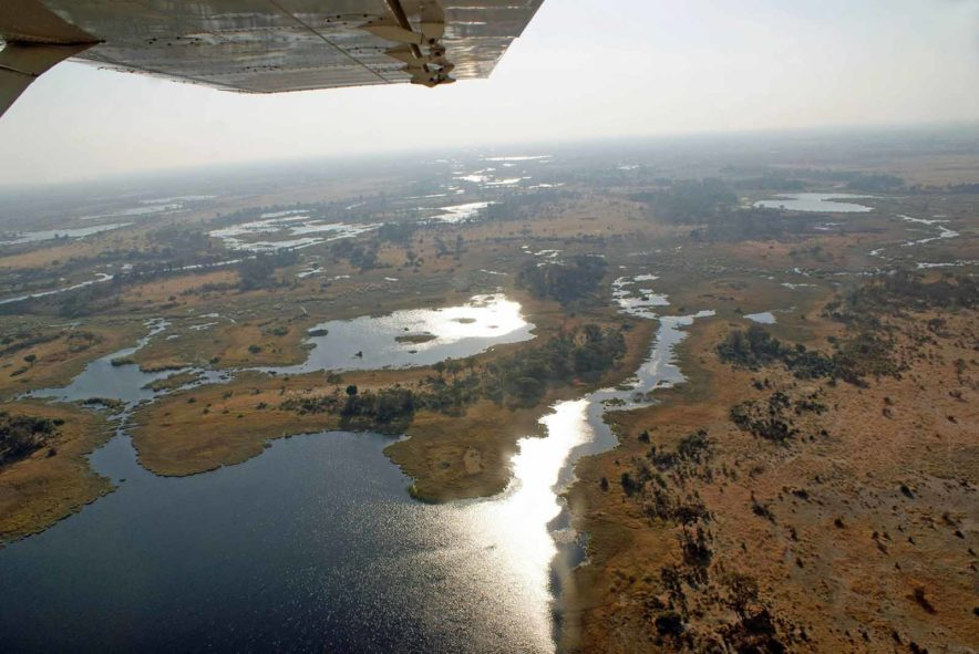 Safari Groepsreis Lodges 8 dagen botswana okavango delta en victoria falls avontuurlijk 104