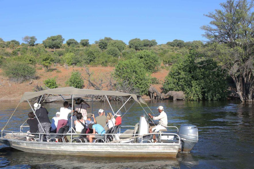 Safari Groepsreis Lodges 8 dagen botswana okavango delta en victoria falls avontuurlijk 99