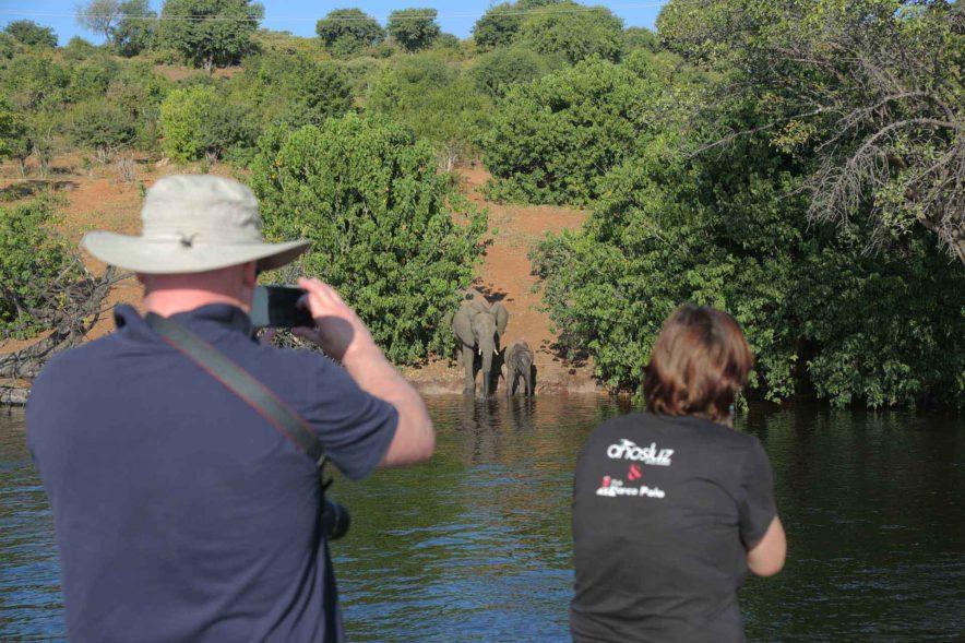 Safari Groepsreis Lodges 8 dagen botswana okavango delta en victoria falls avontuurlijk 98