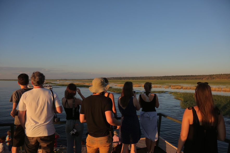 Safari Groepsreis Lodges 8 dagen botswana okavango delta en victoria falls avontuurlijk 97