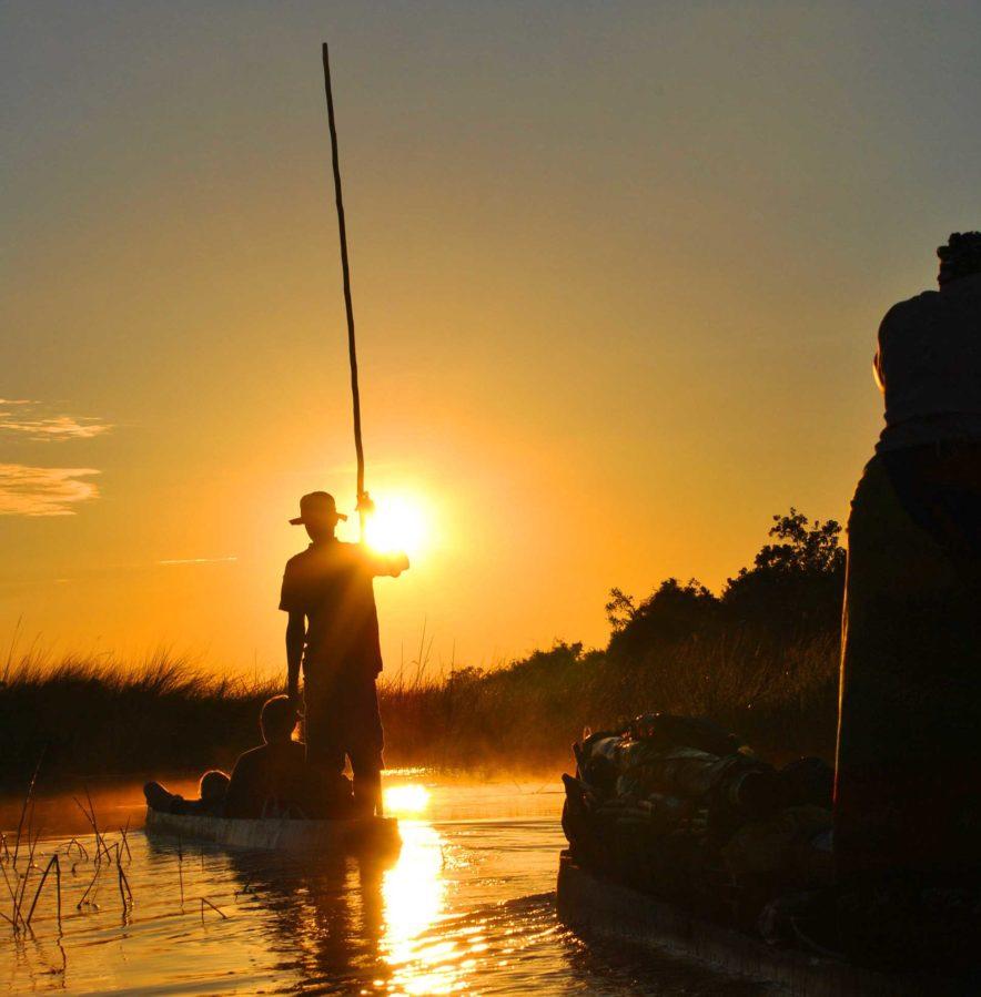 Safari Groepsreis Lodges 8 dagen botswana okavango delta en victoria falls avontuurlijk 89