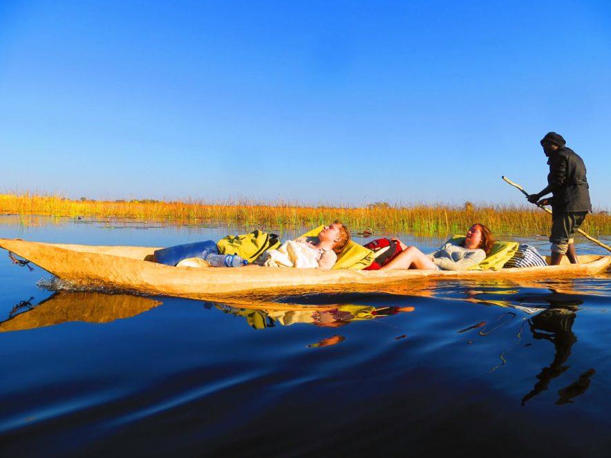 Safari Groepsreis Lodges 8 dagen botswana okavango delta en victoria falls avontuurlijk 88
