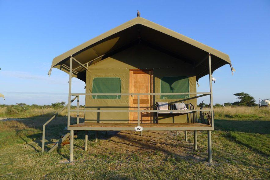 Safari Groepsreis Lodges - 19 DAGEN KAAPSTAD, NAMIBIË, BOTSWANA & VICTORIA FALLS 185