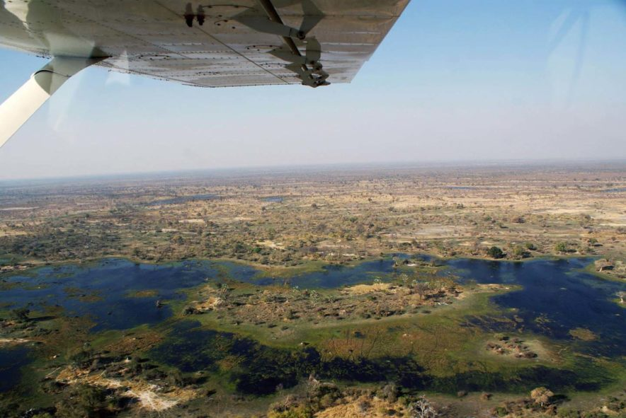 Safari Groepsreis Lodges 8 dagen botswana okavango delta en victoria falls avontuurlijk 66