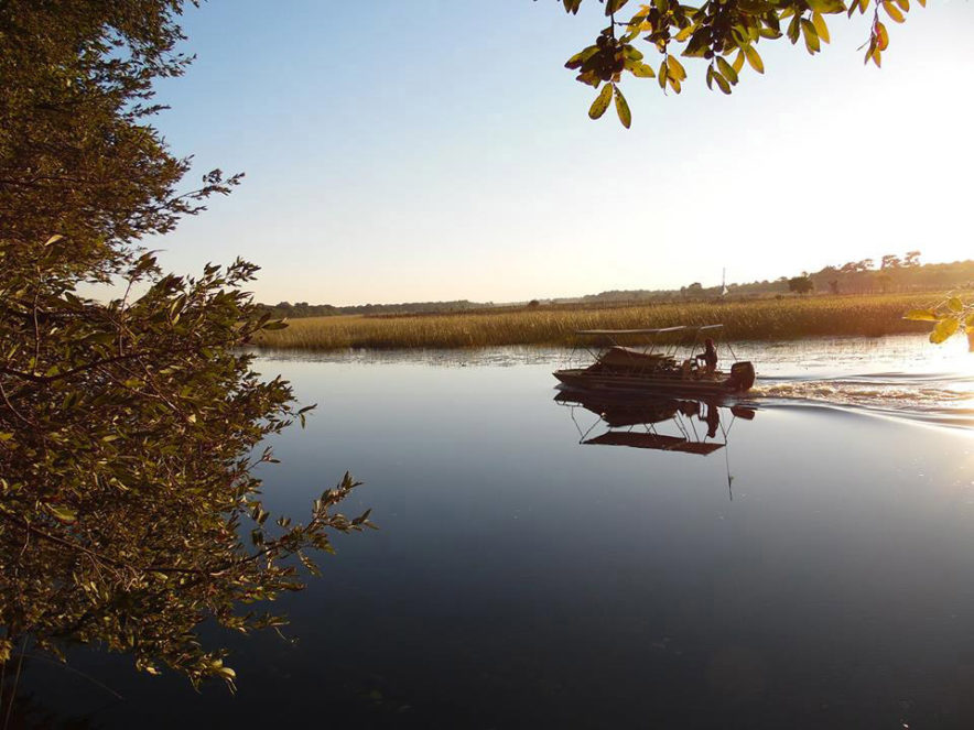 Safari Groepsreis Lodges 8 dagen botswana okavango delta en victoria falls avontuurlijk 62