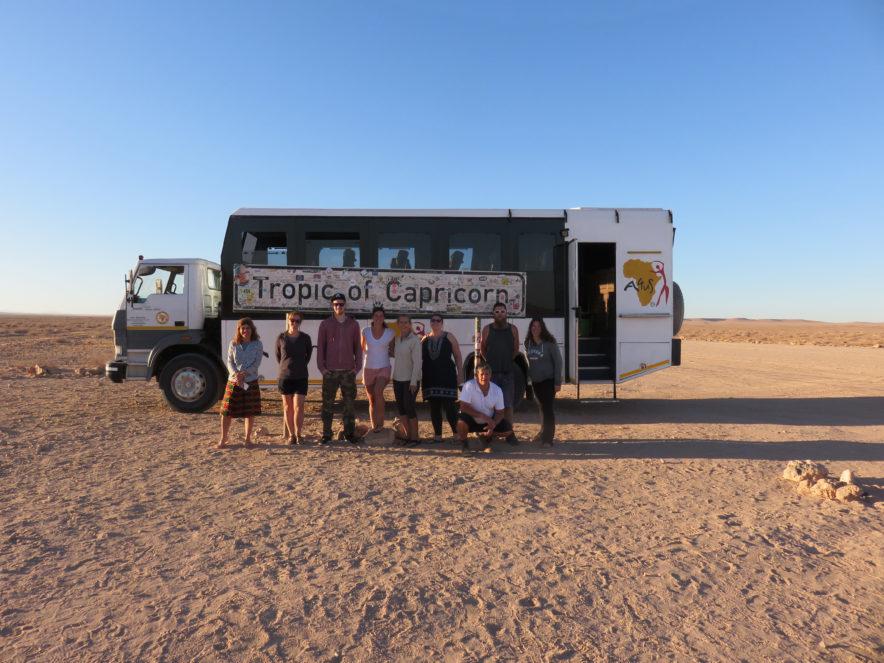 Safari Groepsreis Camping - 25 DAGEN KAAPSTAD, NAMIBIË, ETOSHA, BOTSWANA, OKAVANGO DELTA, VICTORIA FALLS & JOHANNESBURG 128