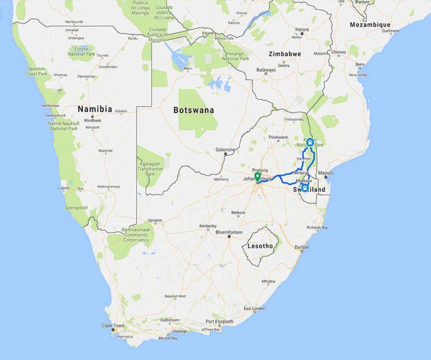 Safari Groepsreis Lodges - 13 DAGEN HET BESTE VAN ZUID-AFRIKA 49