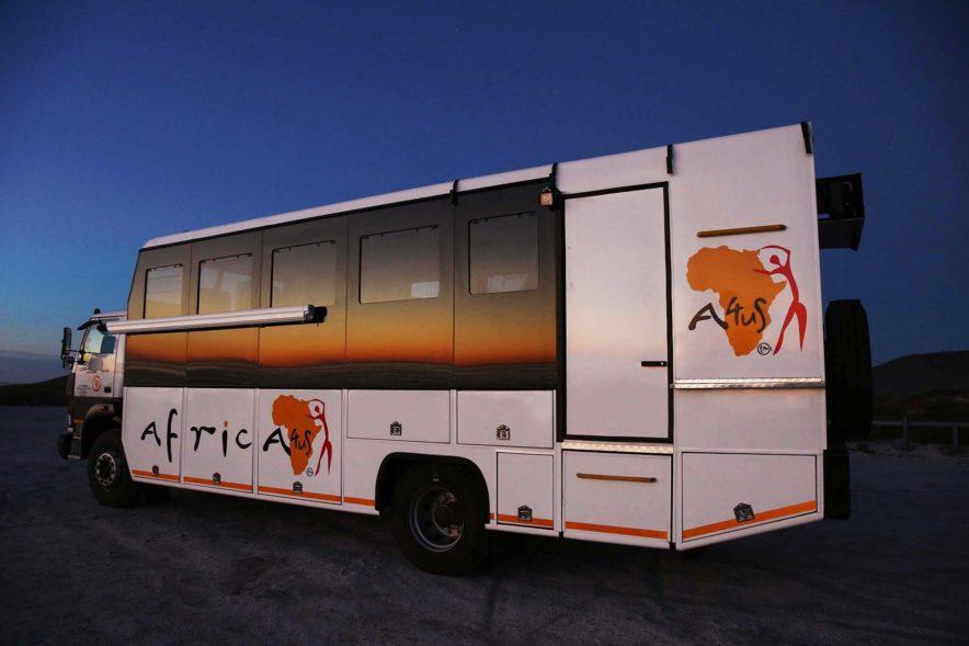 Safari Groepsreis Lodges - 19 DAGEN KAAPSTAD, NAMIBIË, BOTSWANA & VICTORIA FALLS 135