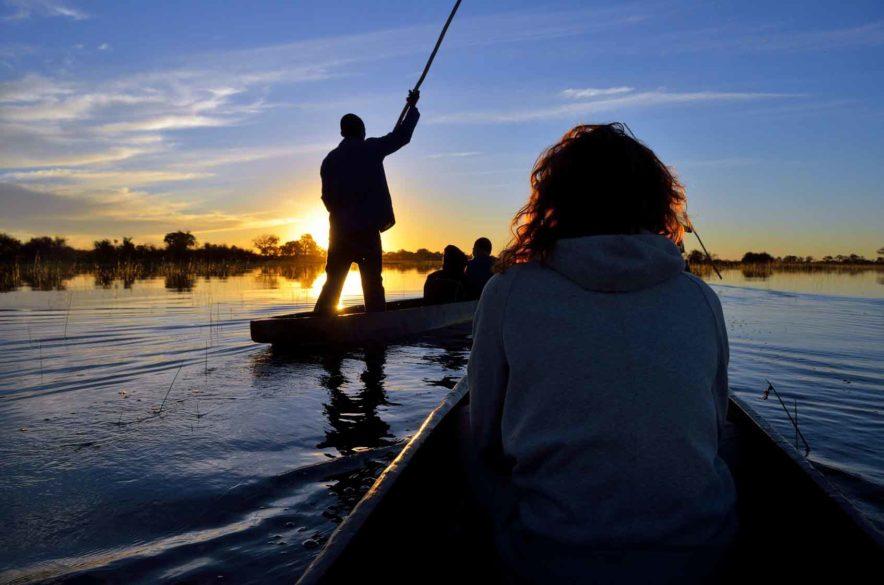 Safari Groepsreis Lodges 8 dagen botswana okavango delta en victoria falls avontuurlijk 38