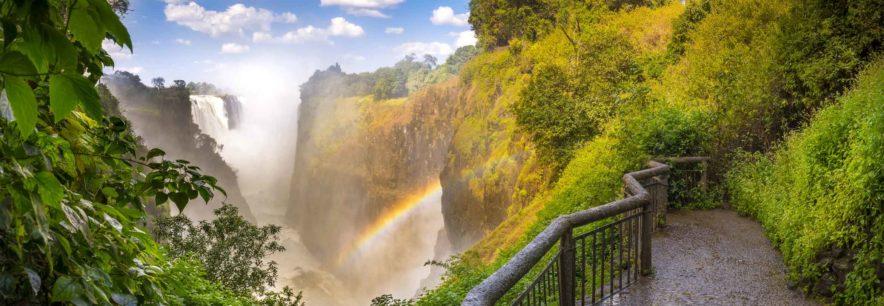 Safari Groepsreis Lodges 8 dagen botswana okavango delta en victoria falls avontuurlijk 27