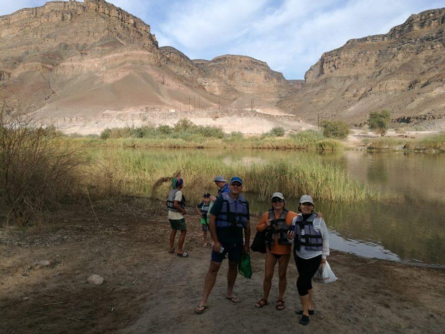 Safari Groepsreis Camping - 25 DAGEN KAAPSTAD, NAMIBIË, ETOSHA, BOTSWANA, OKAVANGO DELTA, VICTORIA FALLS & JOHANNESBURG 152