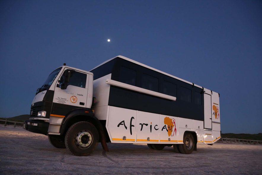Safari Groepsreis Lodges - 19 DAGEN KAAPSTAD, NAMIBIË, BOTSWANA & VICTORIA FALLS 134