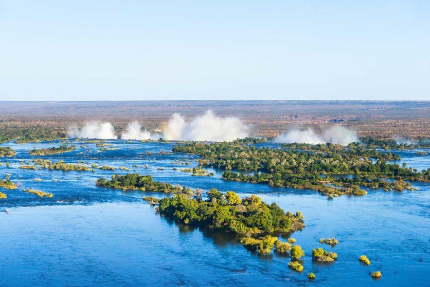 Safari Groepsreis Lodges - 14 DAGEN WINDHOEK, BOTSWANA, VICTORIA FALLS, ZIMBABWE, JOHANNESBURG 135