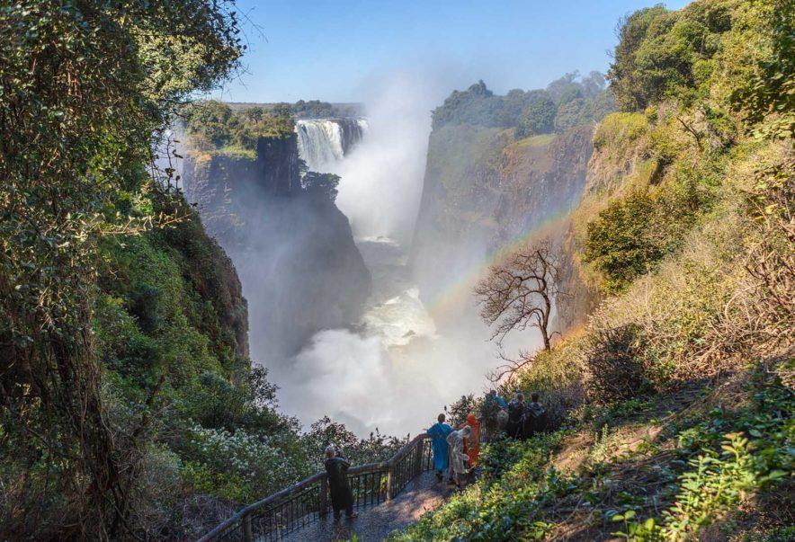 Safari Groepsreis Lodges - 14 DAGEN WINDHOEK, BOTSWANA, VICTORIA FALLS, ZIMBABWE, JOHANNESBURG 136
