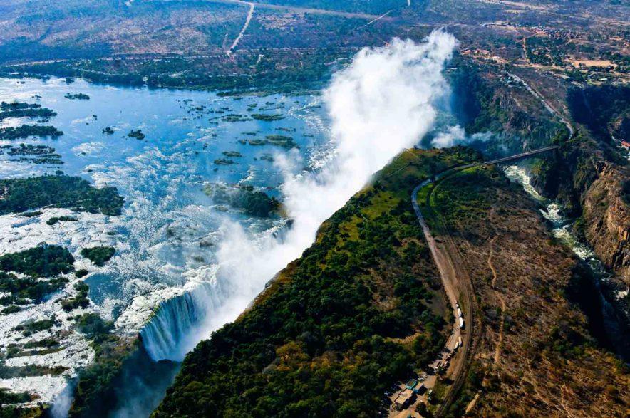 Safari Groepsreis Lodges - 14 DAGEN WINDHOEK, BOTSWANA, VICTORIA FALLS, ZIMBABWE, JOHANNESBURG 137