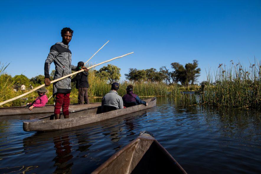 Safari Groepsreis Lodges - 20 DAGEN NAMIBIË, BOTSWANA & VICTORIA FALLS - Ontdekking 102
