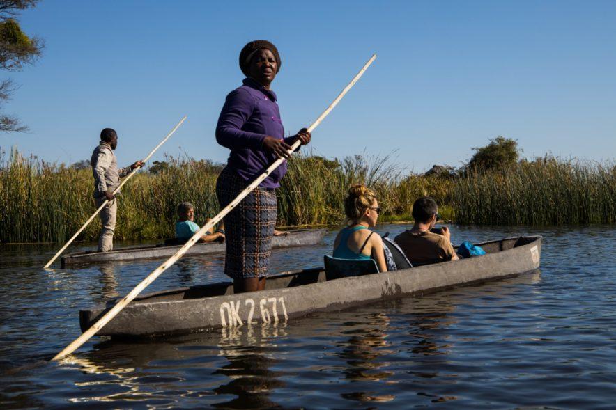Safari Groepsreis Lodges - 20 DAGEN NAMIBIË, BOTSWANA & VICTORIA FALLS - Ontdekking 103