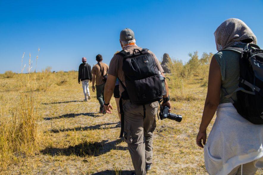 Safari Groepsreis Lodges - 20 DAGEN NAMIBIË, BOTSWANA & VICTORIA FALLS - Ontdekking 105