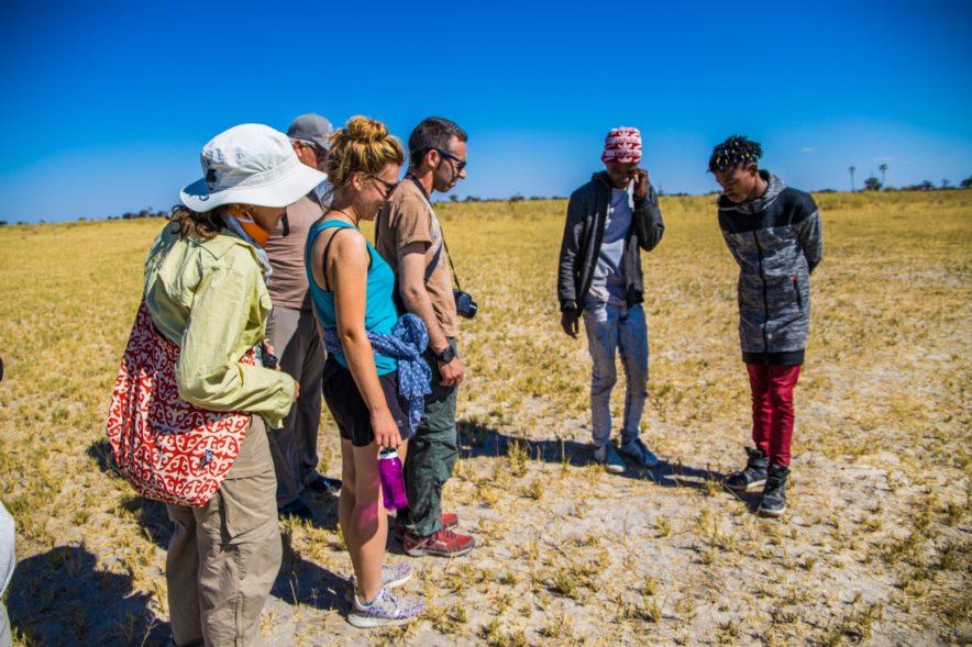 Safari Groepsreis Lodges - 20 DAGEN NAMIBIË, BOTSWANA & VICTORIA FALLS - Ontdekking 106