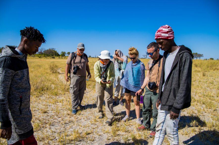 Safari Groepsreis Lodges - 20 DAGEN NAMIBIË, BOTSWANA & VICTORIA FALLS - Ontdekking 107