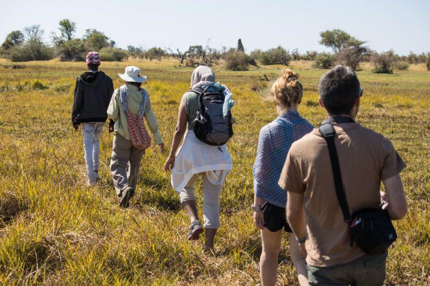 Safari Groepsreis Lodges - 20 DAGEN NAMIBIË, BOTSWANA & VICTORIA FALLS - Ontdekking 108
