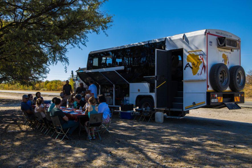 Safari Groepsreis Lodges - 20 DAGEN NAMIBIË, BOTSWANA & VICTORIA FALLS - Ontdekking 110