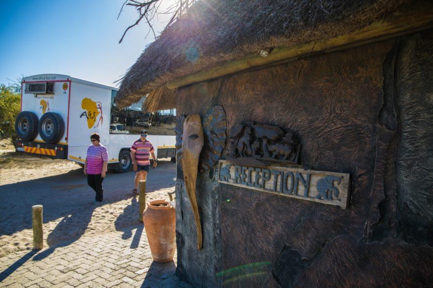 Safari Groepsreis Lodges - 20 DAGEN NAMIBIË, BOTSWANA & VICTORIA FALLS - Ontdekking 113