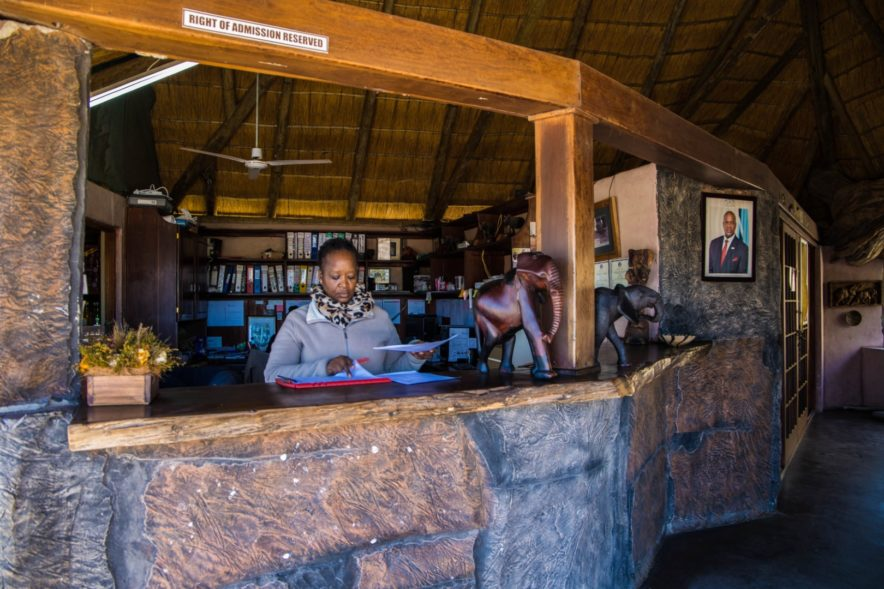 Safari Groepsreis Lodges - 20 DAGEN NAMIBIË, BOTSWANA & VICTORIA FALLS - Ontdekking 114