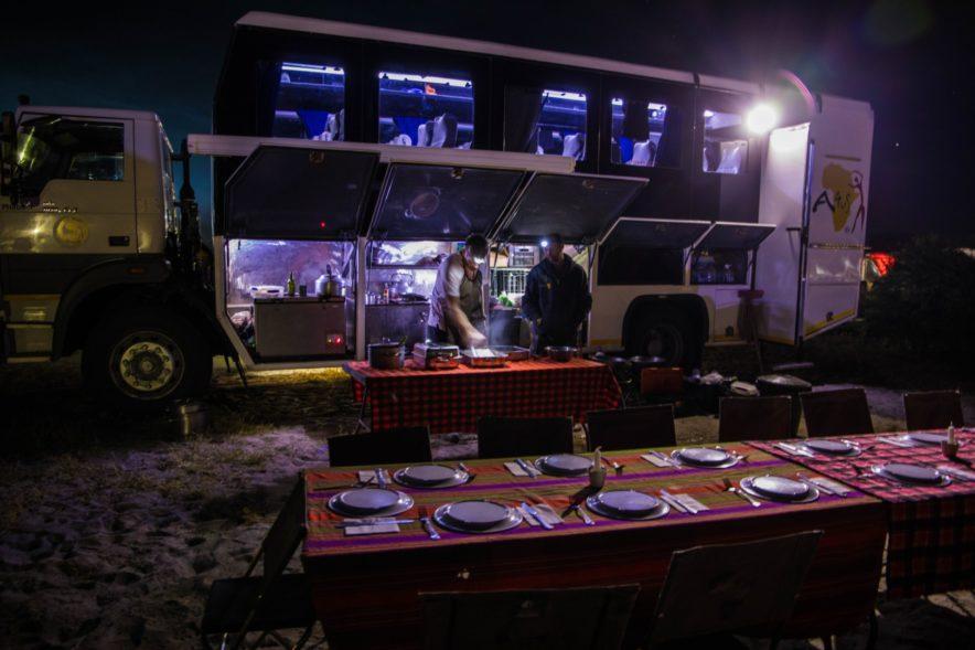 Safari Groepsreis Lodges - 20 DAGEN NAMIBIË, BOTSWANA & VICTORIA FALLS - Ontdekking 122