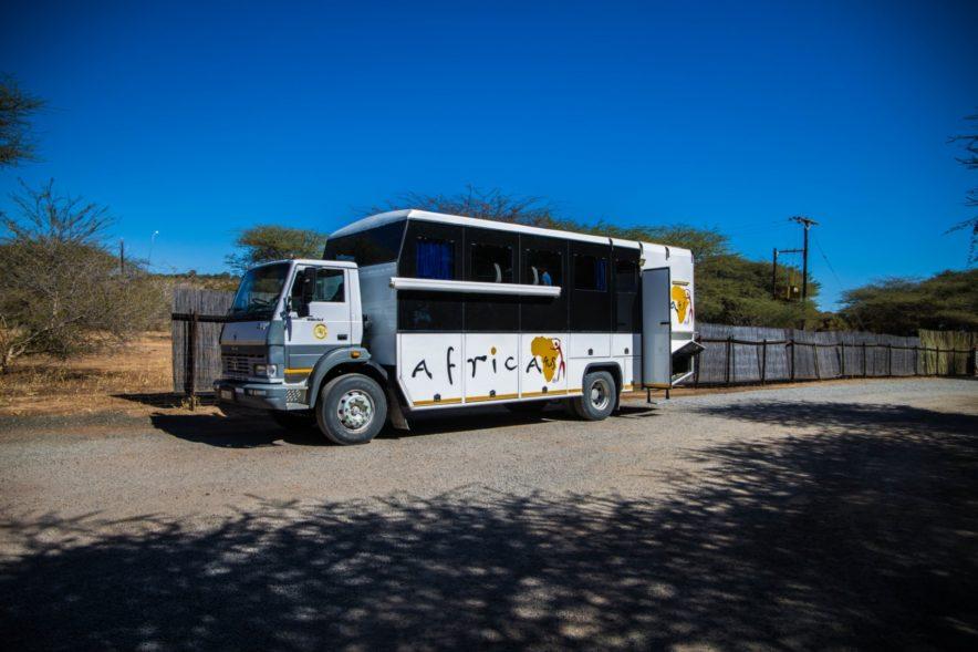 Safari Groepsreis Lodges - 20 DAGEN NAMIBIË, BOTSWANA & VICTORIA FALLS - Ontdekking 124