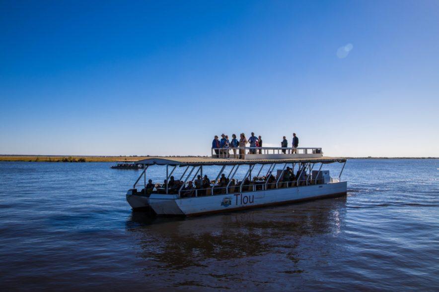 Safari Groepsreis Lodges - 20 DAGEN NAMIBIË, BOTSWANA & VICTORIA FALLS - Ontdekking 125