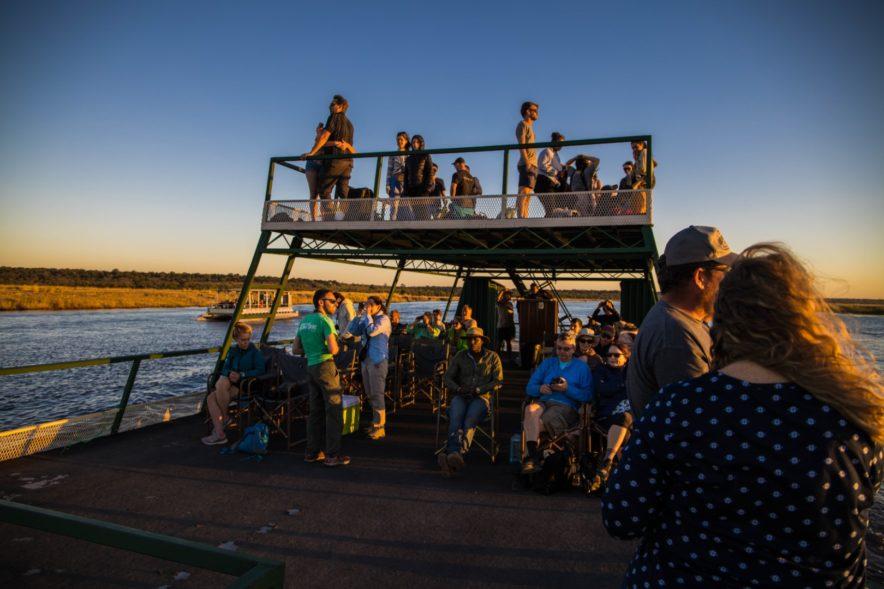 Safari Groepsreis Lodges - 20 DAGEN NAMIBIË, BOTSWANA & VICTORIA FALLS - Ontdekking 131