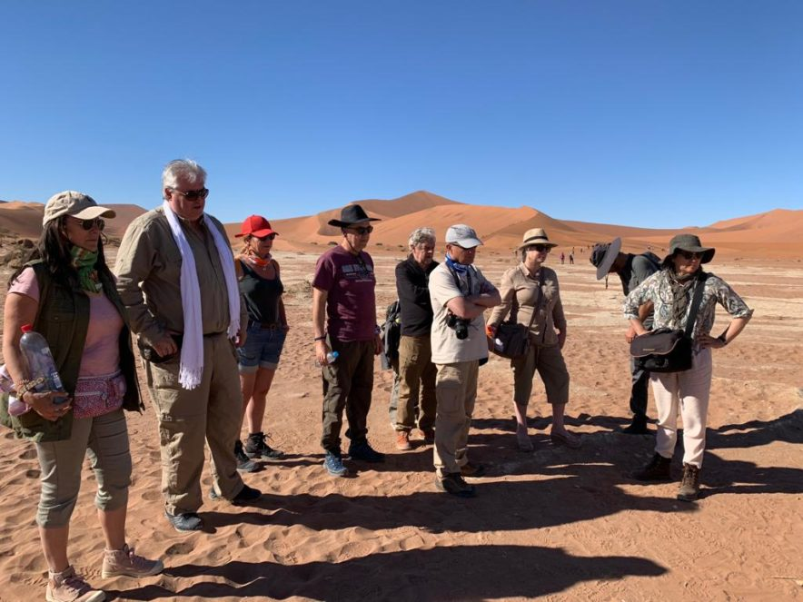 Safari Groepsreis Lodges - 20 DAGEN NAMIBIË, BOTSWANA & VICTORIA FALLS - Ontdekking 157